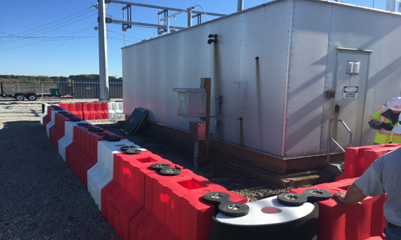 flood defenses utilities